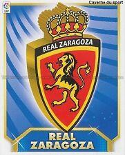 ECUSSON ESCUDO REAL ZARAGOZA STICKER PANINI CROMO LIGA 2012
