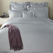 Sferra GIOTTO F/QUEEN DUVET COVER  610TC ICE BLUE Egyptian Cotton  ITALY - NEW!