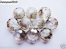 4mm Metálico Facetado Cristal Cuentas Bicónicas-aproximadamente 16-18 pulgadas Strand 110-120 granos