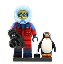LEGO WILDLIFE PHOTOGRAPHER #7 Minifigure 71013 Series 16 NEW FACTORY SEALED