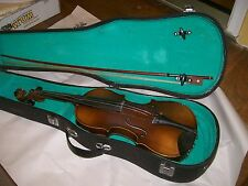 Violin Wichtl Master Reproduction Strad. 3/4 size w/case &bow