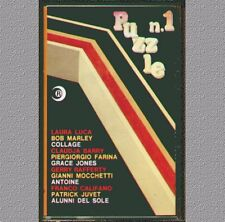 "COMPILATION AA.VV. "" PUZZLE N.1 "" MUSICASSETTA NUOVA - RICORDI 1979"