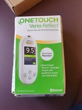 Onetouch Verio Reflect Meter system Blood Glucose Mobile App Bluetooth Exp 2021