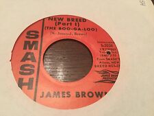 JAMES BROWN ~ NEW BREED THE BOOGALOO ~ SMASH  S2028  EX+ INSTRUMENTAL