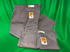 School Apparel Relaxed Fit Men's Twill Pants (Bundle of 2) Free Shipping