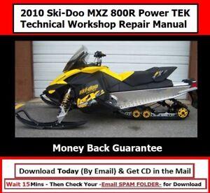 """Ski-Doo GTX Sport // LE // SE Trail Runner Extender III XP Pilot 2009 4/"""""""