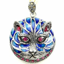 Animals Insects Ruby Fine Necklaces & Pendants