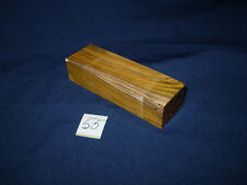Perückenstrauch Messergriffblock  Messergriff feine Drechselarbeit Nr: 55