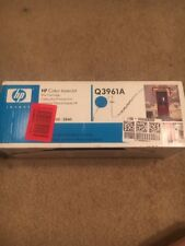 HP Color LaserJet Print Cartridge  CYAN,  HP Toner Q3961A For 2550 2820 2840 NEW
