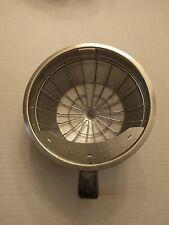 "5 Available USED Bunn Coffee Stainless Steel Funnel SplashGard 7 5/8"""