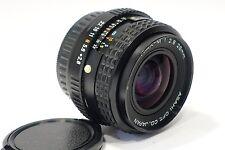 Pentax 28mm 1:2 .8 SMC Pentax-M Primo Obiettivo Fotocamera Telecamera serie K MOUNT