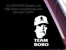 Team Bobo (Finding Bigfoot) Sasquatch - DIE CUT Decal / Sticker NOT PRINTED
