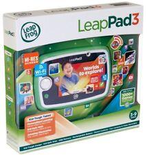 NEW LeapFrog LeapPad 3 Learning Tablet (Green) +WARRANTY for boys/girls/children