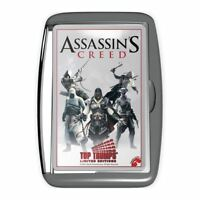 Assassins Creed - Retro Case Premium Top Trumps