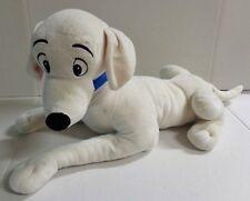 "Disney Store 101 Dalmatians Perdita Mom Large Lying Plush 18"""