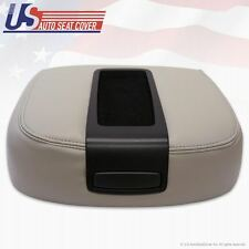 2007 2008 09 Chevy Avalanche-Center Console Storage Compartment Lid Cover Gray