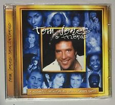 Tom Jones & Friends An Essential collection Of Star Studded Duets CD Album Music