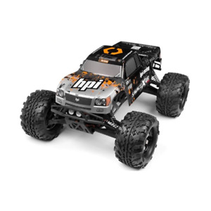 HPI 109083 Savage X 4.6 1/8 Nitro RC Truck New