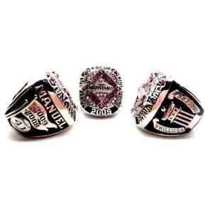 2009 Philadelphia Phillies Championship Ring 11 size