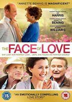 The Face of Love -2013 ED Harris Annette Bening Brand New Sealed UK Region 2 DVD