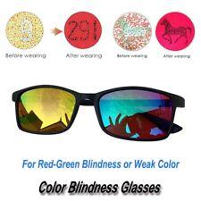 BP-002 1 X Portable High Quality Color Blindness Glasses Color-Blind Sunglasses