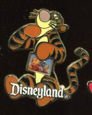 DLR Disneyland Photo Tigger Disney Pin 18696