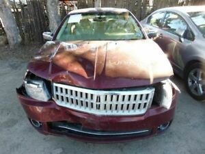 Trunk/Hatch/Tailgate Without Spoiler Fits 07-09 MKZ 8287561