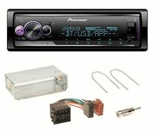 Pioneer MVH-S510BT USB Bluetooth Einbauset für Opel Astra F G Corsa B Zafira A