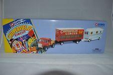 Corgi 97885 Scammel Highwayman trailer & caravan chipperfields circus new in box