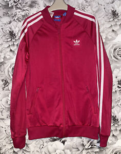 Girls Age 13-14 Years - Adidas Zip Up Tracksuit Top