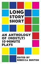 LONG STORY SHORT - BURTON, REBECCA (EDT) - NEW PAPERBACK BOOK