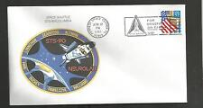SHUTTLE COLUMBIA STS-90 APR 17,1996    KSC  **