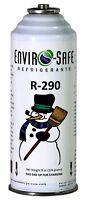 Enviro-Safe Refrigerants, R-290, (1) One 8 oz. Can