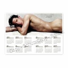 Benedict Cumberbatch - Taschen Kalender / Calendar laminiert 2020 [K3]