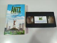 ANTZ HORMIGAZ EDICION ESPAÑA - VHS Cinta Castellano