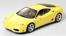 Tamiya 1/24 Ferrari 360 Modena Yellow Ver. Plastic Model Kit NEW from Japan