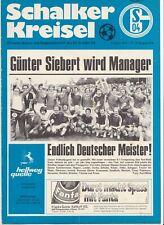 More details for 1976 fc schalke 04 v derby county (friendly)