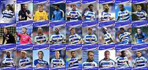 Reading FC Football Squad Trading Cards 2018-19