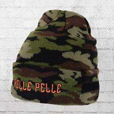 Pelle Pelle Strick-Mütze Guerilla Beanie camouflage Tarnmuster Haube Knit Hat