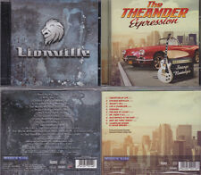 2 CD, Lionville-ST (+3) + THE Theander Expression-Strange nostalgia, AOR