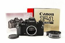 Canon New F-1 AE Finder Body in Box from Tokyo Japan UNUSED! #6-17