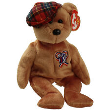 TY Beanie Baby CHARITEE the PGA Golf Bear MWMT Collectors Quality New