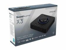 Creative Sound Blaster X3 Externe Soundkarte - Schwarz