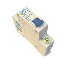 Interruptor de circuito 10 A DC Reja de desminado 125 V Curva C