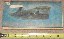 MIP Polytechnika/Maquette 1/400 scale Russian Submarine Kit
