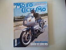 MOTOCICLISMO D'EPOCA 11/2004 MV AGUSTA 350 SPORT/BMW R 100 RS/FRERA TURISMO 570