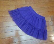 Circo 4t Girls Skirt Tutu 4 Purple Tulle Dance Ballerina