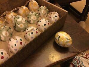 Emma Bridgewater Easter Egg, Daffodils,