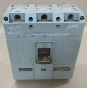 AQB-A250 Navy Circuit Breaker, 3P, 3PH, 250A, 500Vac, 5820 , 5925-01-233-5705