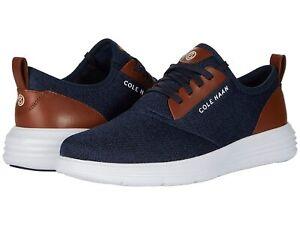 Man's Sneakers & Athletic Shoes Cole Haan Grandsport Journey Knit Sneaker